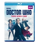 Doctor Who Twice Upon a Time Blu-Ray