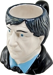 Ceramic 3D Mug: 2nd Doctor