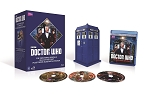Doctor Who: The Christmas Specials Gift Set (Blu-Ray) with Bluetooth Speaker