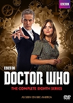 Doctor Who Series 8 (Eight) DVD Set