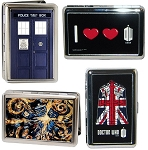 Doctor Who Credit Card Case