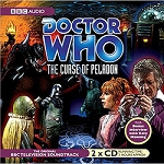 Doctor Who: The Curse of Peladon (CD)