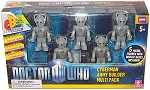 Cyberman Army Builder (5 Micro Figures)