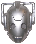 Doctor Who Mask: Cyberman