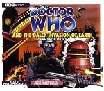 Doctor Who: The Dalek Invasion of Earth (CD, Target)