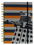 Doctor Who Dalek Journal/Notebook