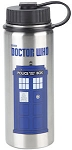 Doctor Who Tritan Stainless Steel Water Bottle