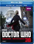 Doctor Who: Dark Water/Death in Heaven 3D Blu-Ray