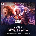 Doctor Who: The Diary of River Song, Series 2 (CD Set)