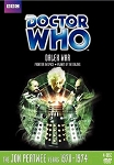 DVD 067, 068: Dalek War (Frontier in Space, Planet of the Daleks)
