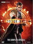 DVD: Doctor Who Series 4S: The Complete Specials