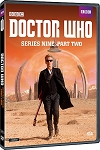 Doctor Who Series 9 (Nine), Part 2 DVD Set