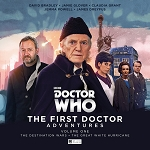 Doctor Who: The First Doctor Adventures, Volume 1 (CD Set)
