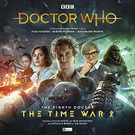 Doctor Who (8th Doctor): The Time War, Set 2