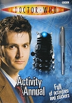 Doctor Who Activity Annual + Pen