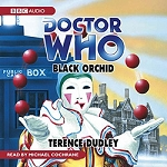 Doctor Who: Black Orchid (CD, Target)