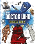Doctor Who Doodle Book