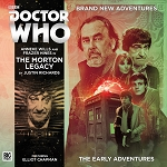 Doctor Who Early Adventures 4.03: The Morton Legacy