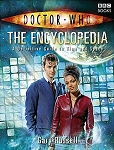 Doctor Who: The Encyclopedia (10th & Martha Cover)
