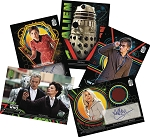 Topps Doctor Who Extraterrestrial Encounters Trading Cards Pack (8 Cards)