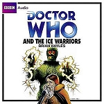 Doctor Who: The Ice Warriors (CD, Target)