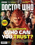 Doctor Who Magazine, Issue 492