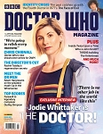 Doctor Who Magazine, Issue 521
