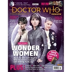 Doctor Who Magazine, Issue 527