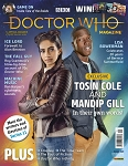 Doctor Who Magazine, Issue 529