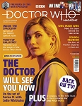 Doctor Who Magazine, Issue 530