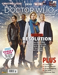 Doctor Who Magazine, Issue 533