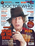 Doctor Who Magazine, Issue 534