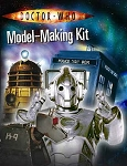Doctor Who 3-D Model-Making Kit