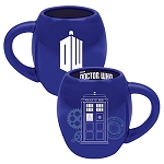 Doctor Who 18oz Oval Mug