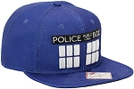 Doctor Who Police Box Ball Cap