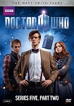 Doctor Who Series 5 (Five), Part 2 DVD Set