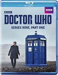 Blu-ray: Doctor Who Series 9 (Nine), Part 1