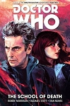 Doctor Who (12th Doctor, #4): The School of Death (Softcover)