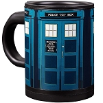 Doctor Who Self-Stirring Mug (Plastic)