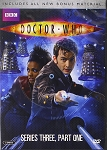 Doctor Who Series 3 (Three), Part 1 DVD Set