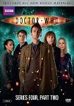 Doctor Who Series 4 (Four), Part 2 DVD Set