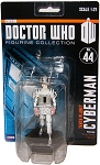 Eaglemoss 1:21 (#44) Tenth Planet Cyberman
