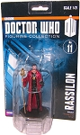 Eaglemoss 1:21 (#11) Rassilon Figure