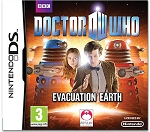 Nintendo Doctor Who Evacuation Earth DS Game
