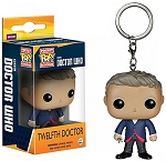 FUNKO Pop! Keychain: Twelfth Doctor