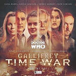 Gallifrey: Time War, Volume 1
