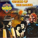 Genesis of the Daleks CD (Vintage Beeb)