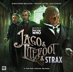 Jago and Litefoot and Strax: The Haunting