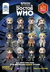 Titans Doctor Who Vinyl Figure, Kawaii Blind Box Figure