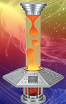 Doctor Who TARDIS Console Lava Lamp